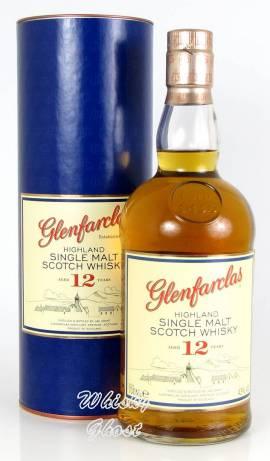 Glenfarclas 12 Jahre 43% Vol. 0,7 Liter - Bild vergrößern