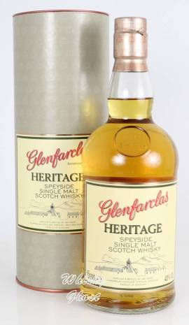 Glenfarclas Heritage 40% Vol. 0,7 Liter - Bild vergrößern