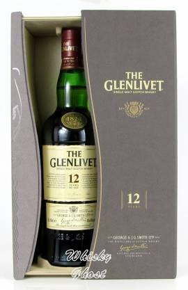 Glenlivet 12 Jahre Archive 40% Vol. 0,7 Liter - Bild vergrößern