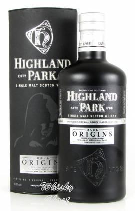 Highland Park Dark Origins 46,8% Vol. 0,7 Liter - Bild vergrößern