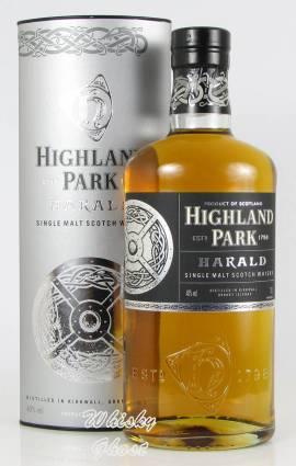 Highland Park Harald 40% Vol. 0,7 Liter - Bild vergrößern