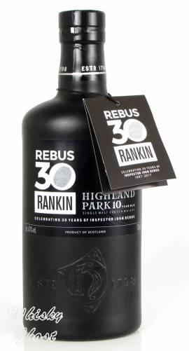 Highland Park 10 Jahre Rebus 30 40% Vol. 0,7 Liter - Bild vergrößern