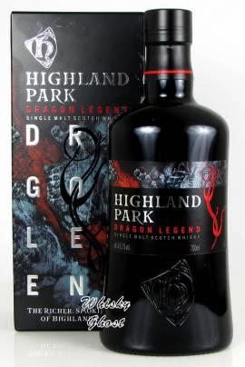 Highland Park Dragon Legend 43,1% Vol. 0,7 Liter - Bild vergrößern
