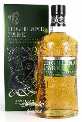 Highland Park Spirit Of The Bear 40% Vol. 1,0 Liter - Bild vergrößern
