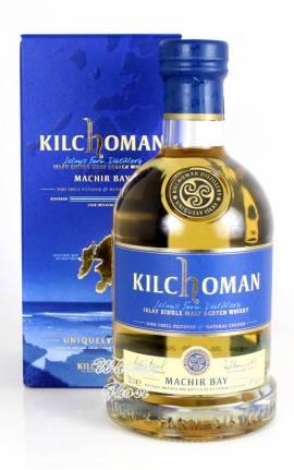 Kilchoman Machir Bay 20/7 46% Vol. 0,7 Liter - Bild vergrößern