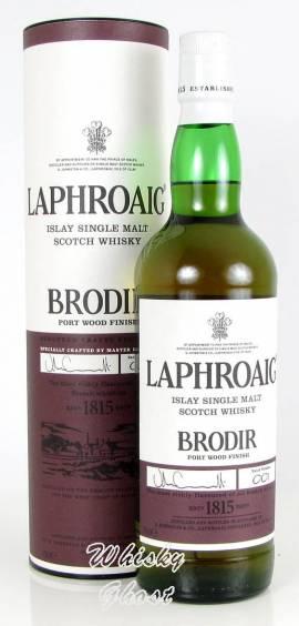 Laphroaig Brodir Batch 1 Port Wood 48% Vol. 0,7 Liter - Bild vergrößern