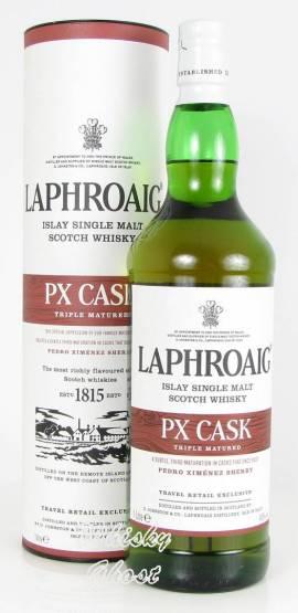 Laphroaig PX Cask 48% Vol. 1,0 Liter - Bild vergrößern