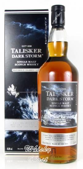Talisker Dark Storm L4008CM000 45,8% Vol. 1,0 Liter - Bild vergrößern
