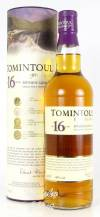 Tomintoul 16 Jahre 40% Vol. 0,7 Liter
